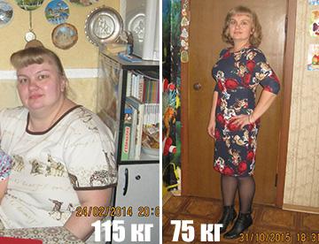 Отзыв Марии о Центре психологической коррекции веса