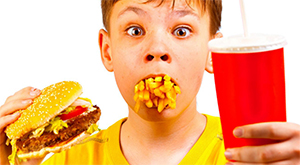 Лишний вес у детей фото