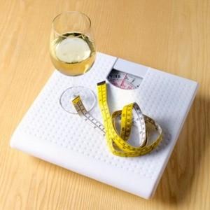 Алкоголь при диете картинка