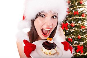 Новый год и диета фото