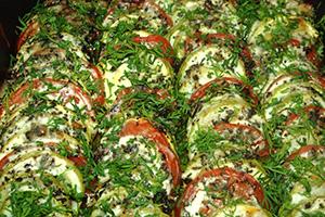 Овощи по-провански блог центра коррекции веса Ивановой