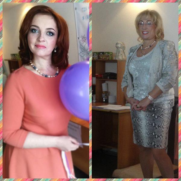 День рождения центра коррекции веса Ивановой