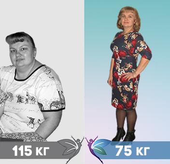 Как похудеть  на 40 кг за 5 месяцев фото