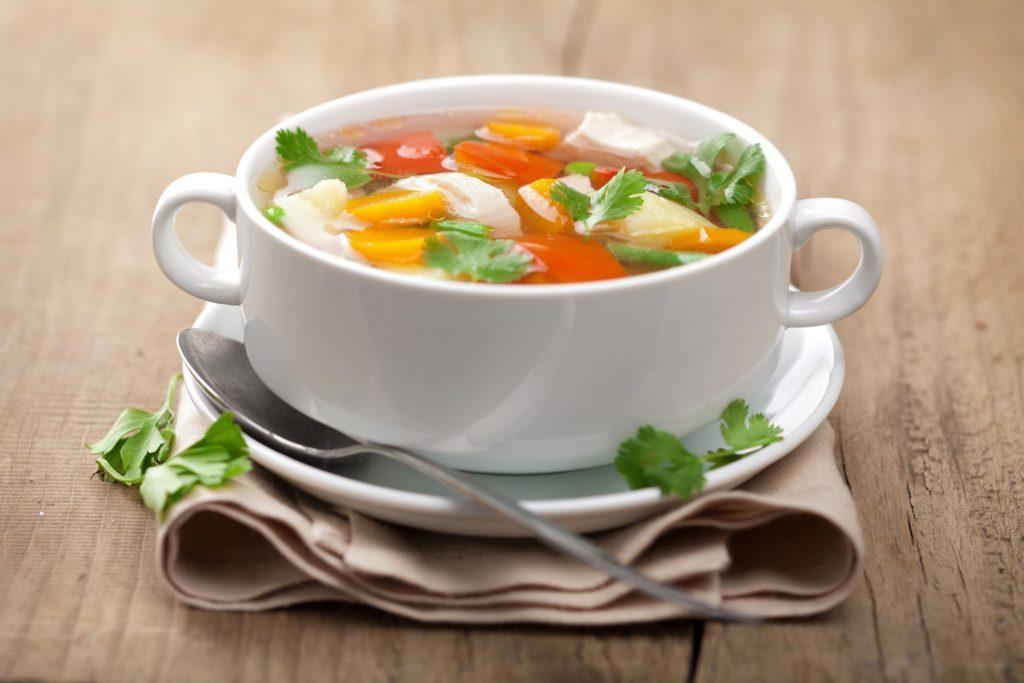 суп польза вред
