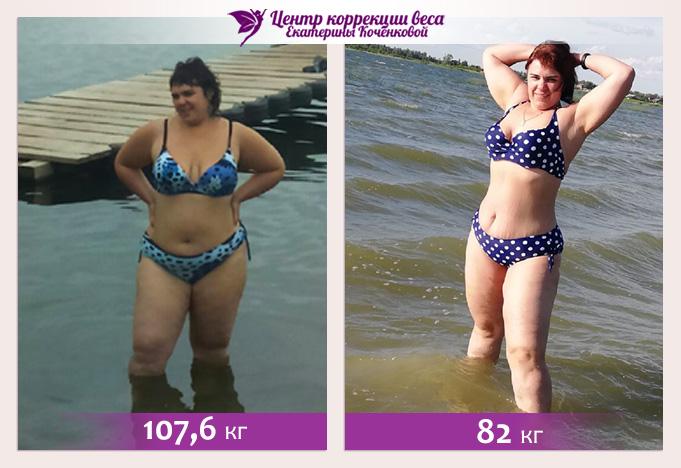 Похудеть в центре Коченковой